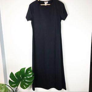 Coldwater Creek | knit maxi dress